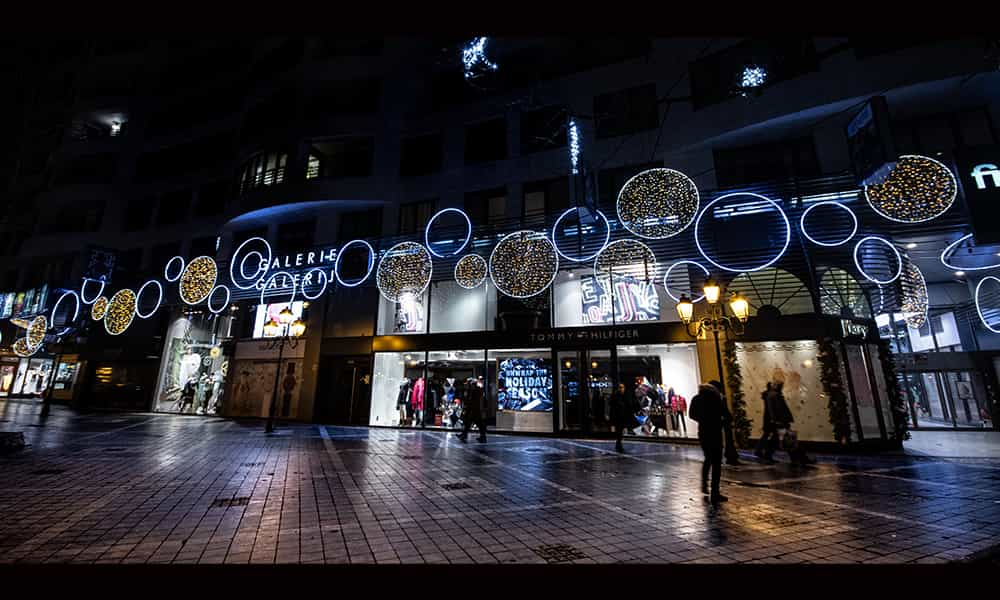 Galerie illuminations décorations extérieures