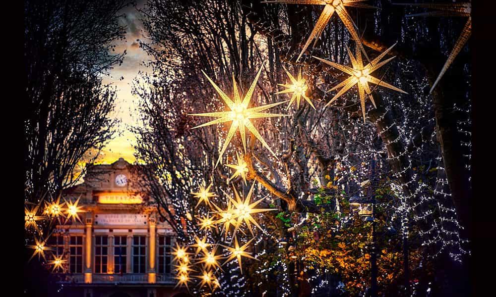 Décoration de Noël pour collectivités